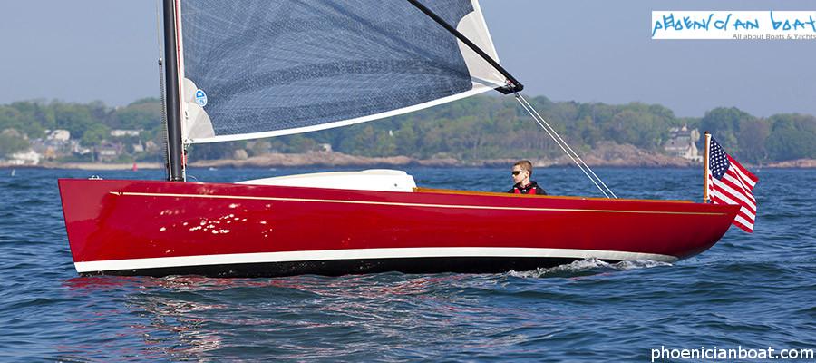 Zurn Yacht Design - Marblehead 22