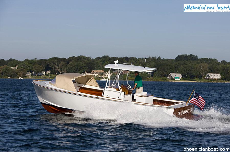 Zurn Yacht Design - Samoset 30