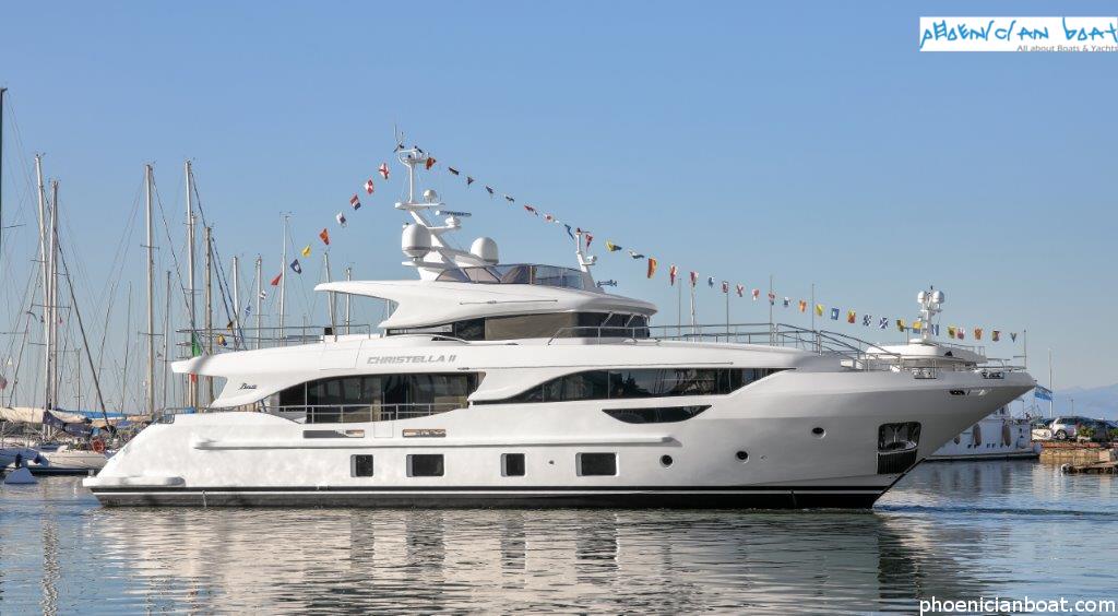 Benetti Yachts - Delfino 95