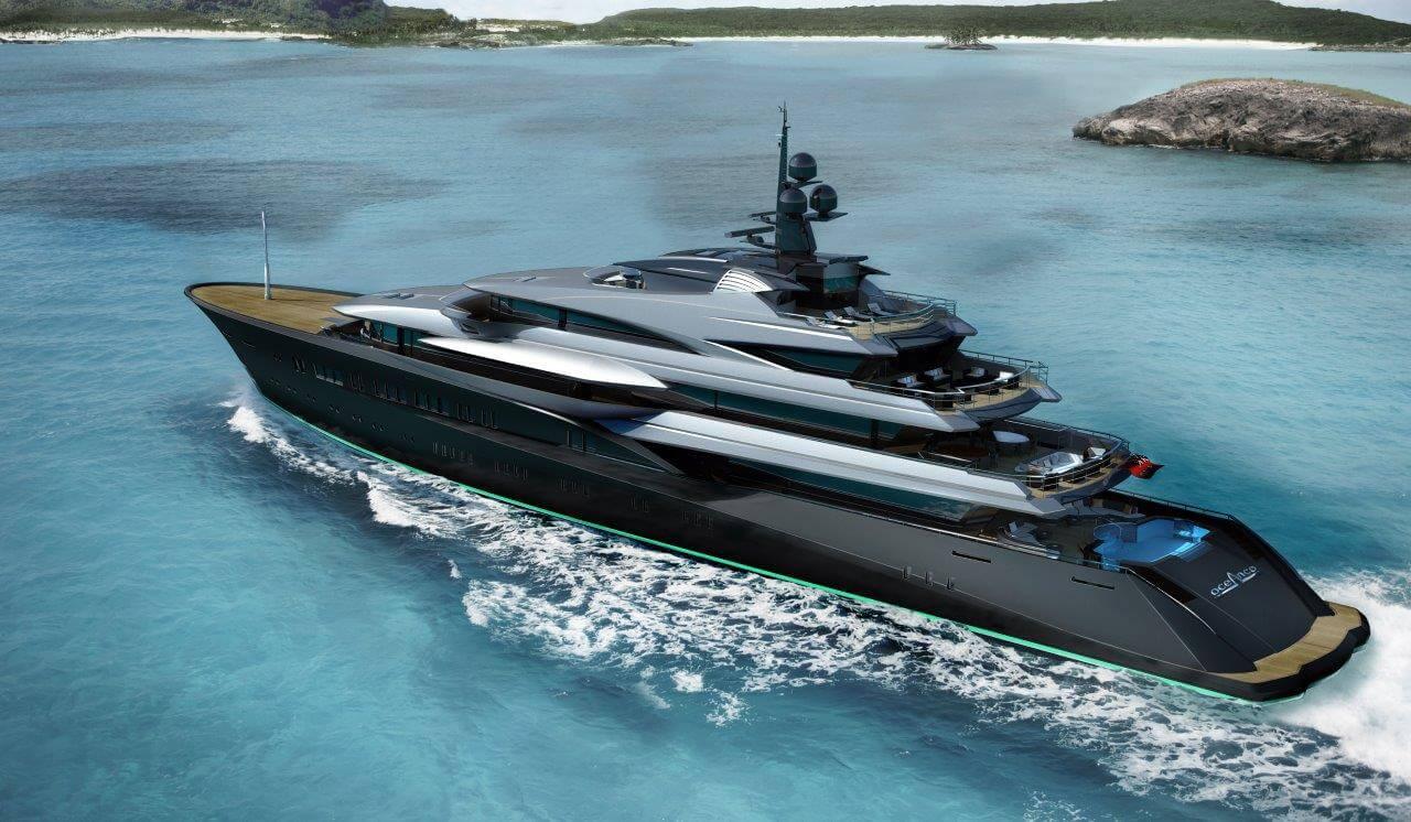 Oceanco Yachts Lumen Project 92M