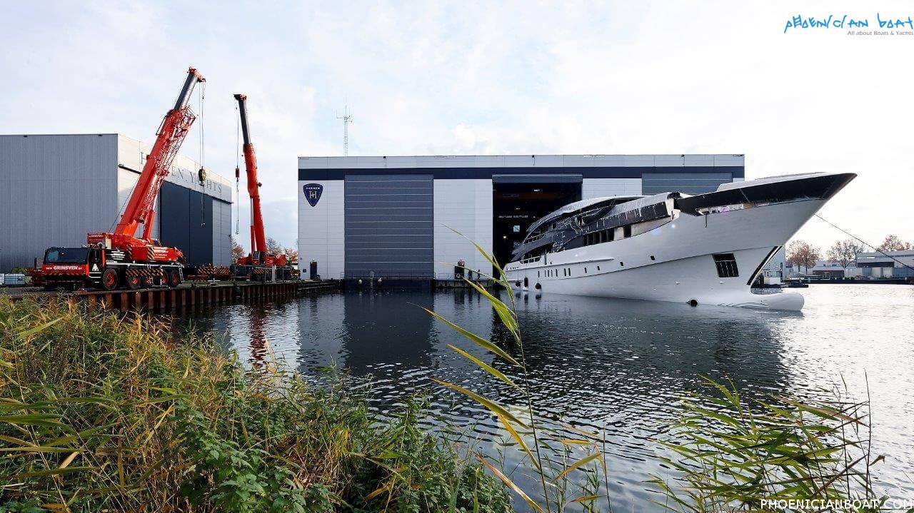 Heesen Yachts - Project Neptune