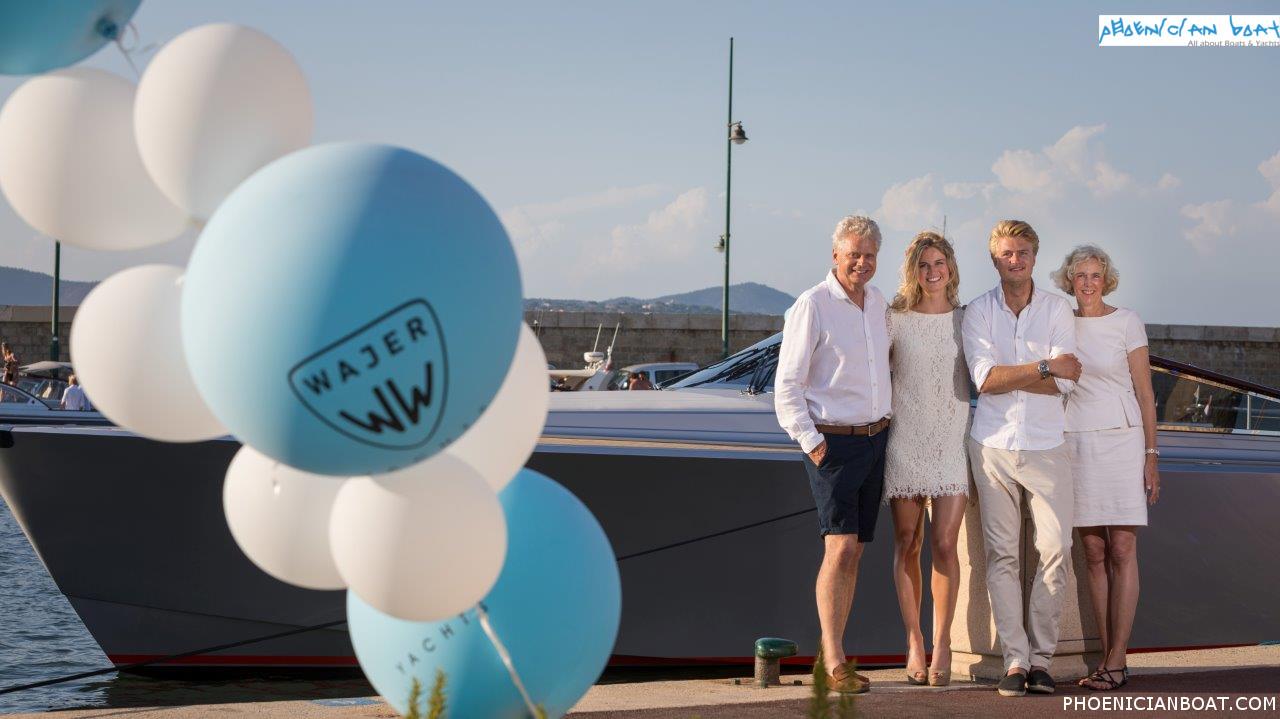 Wajer Yachts Celebrates Silver Jubilee