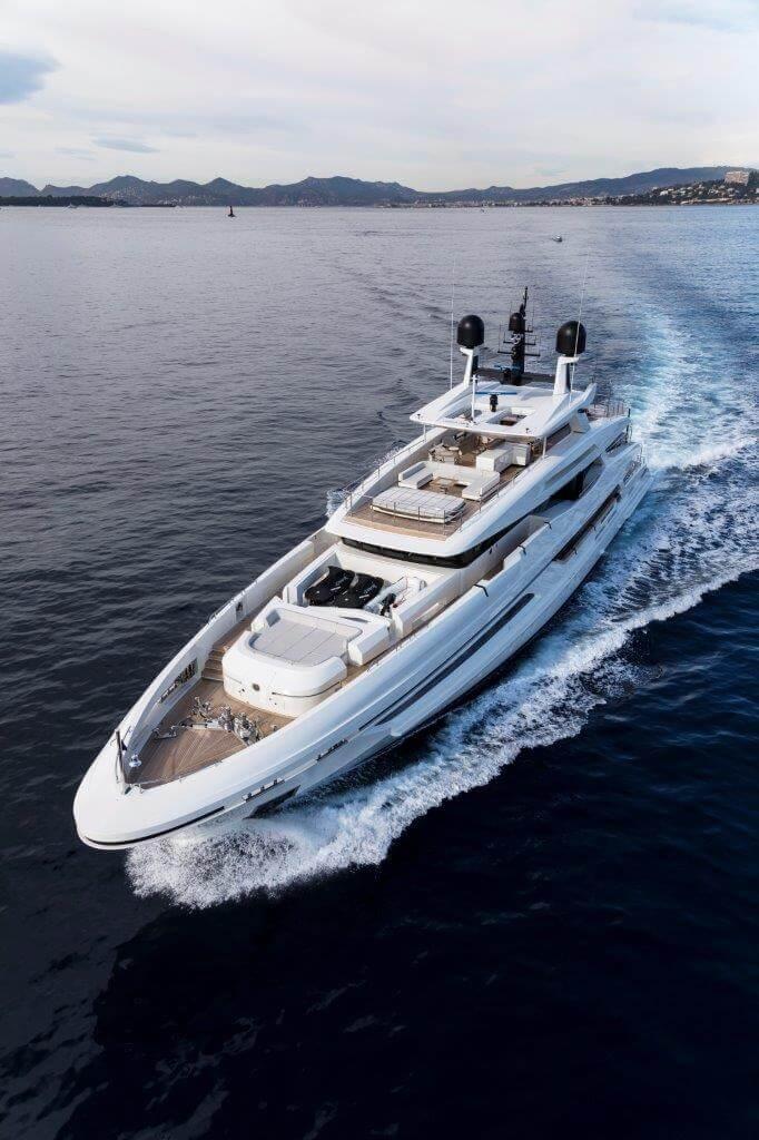 Baglietto Yachts Andiamo 48M