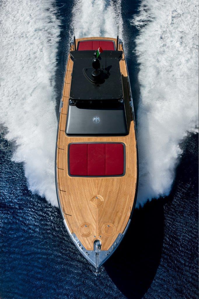 Baglietto Yachts - Ridoc MV19