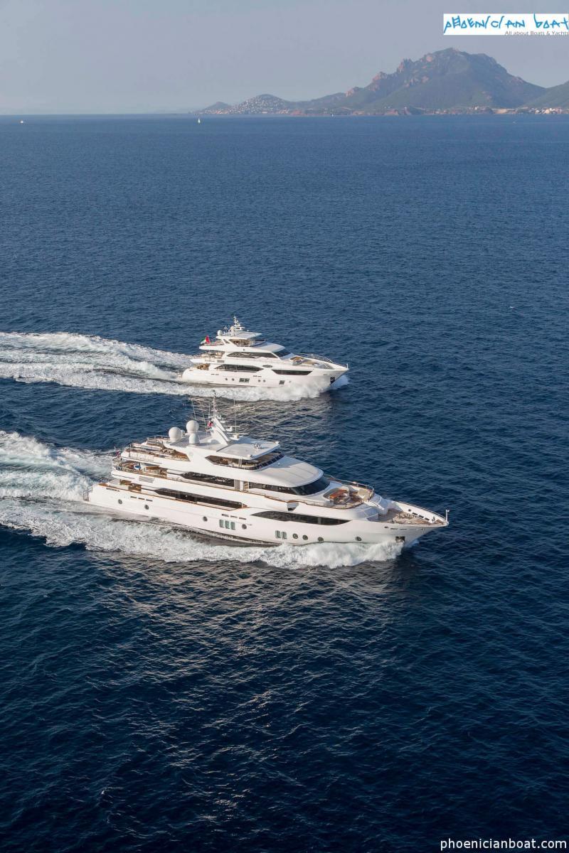 Gulf Craft - Majesty 155 & Majesty 110
