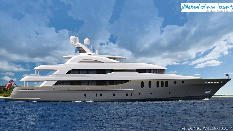 Delta Marine Superyacht 53 Meter