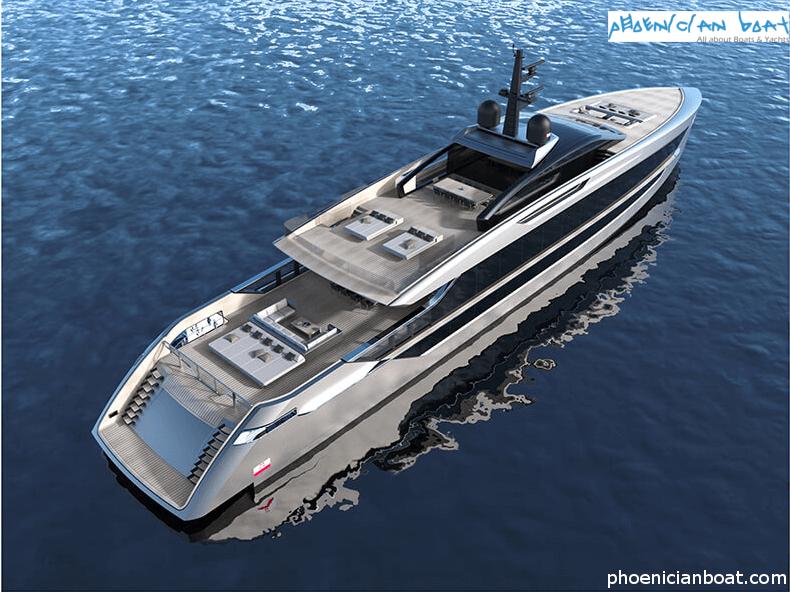 Tankoa Yacht S533 Saetta