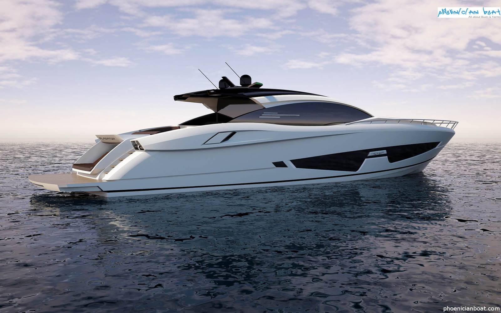 Canados Yachts - Gladiator 822
