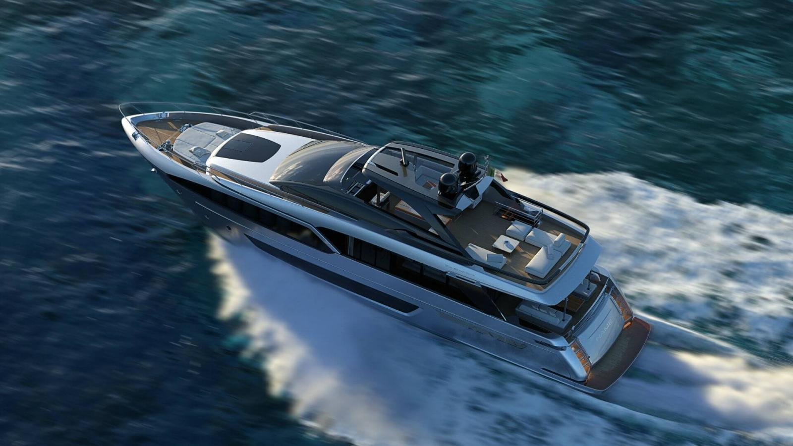 Riva Yacht - Project 90