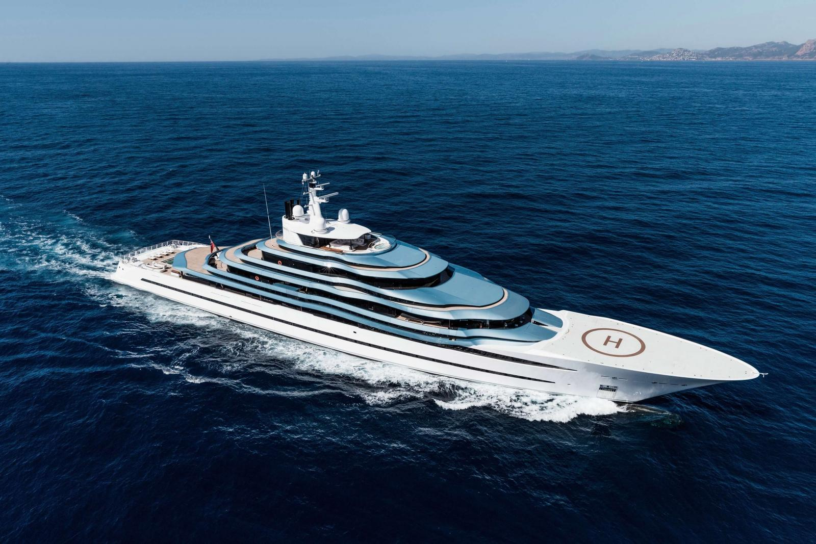 Jubilee Superyacht