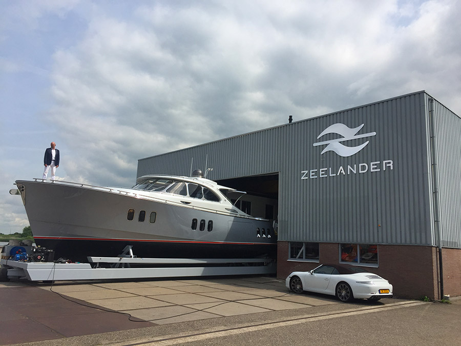 Zeelander Yachts New Factory