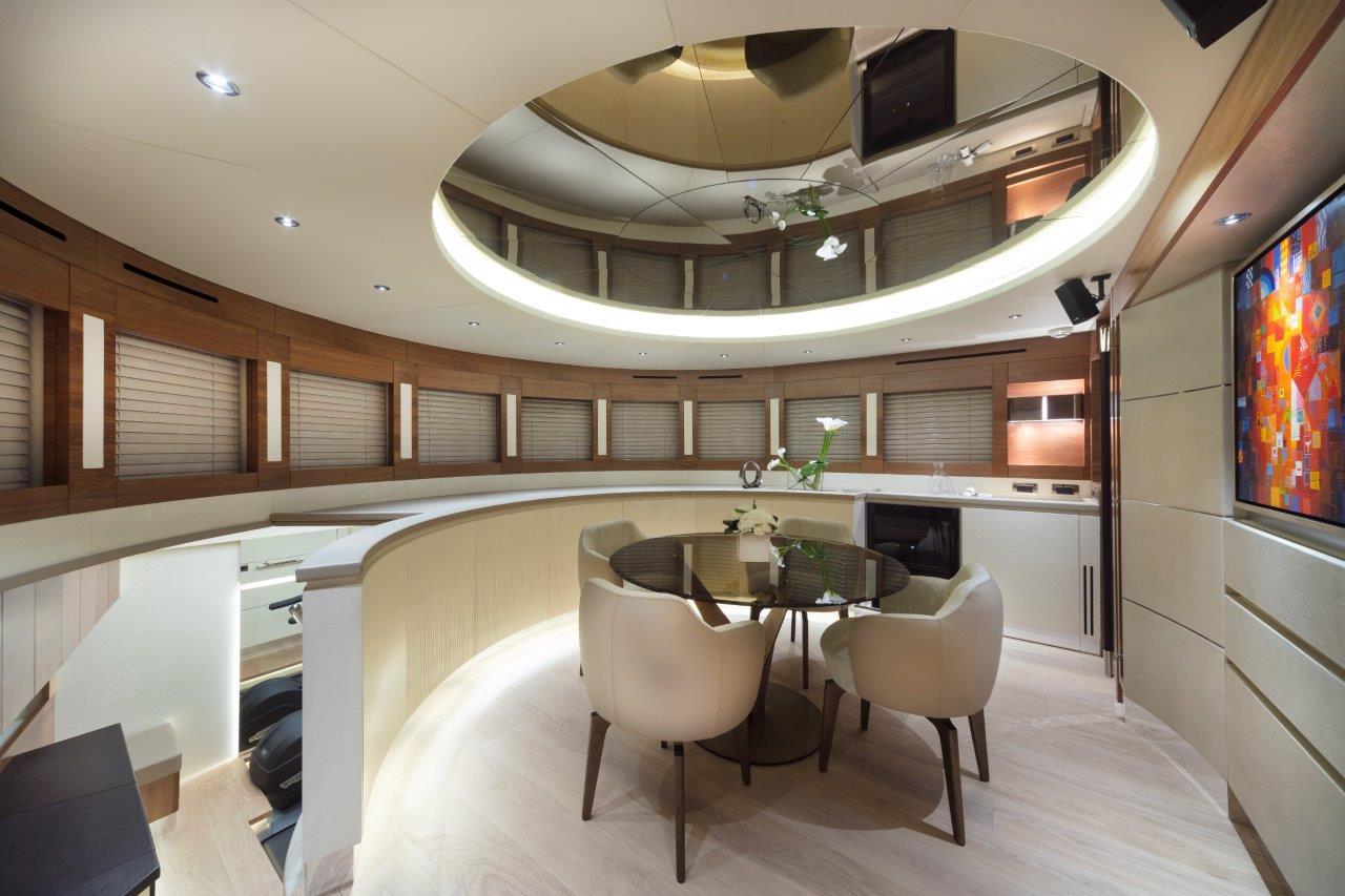 Filippetti Yacht N26 Maxima - Dinning
