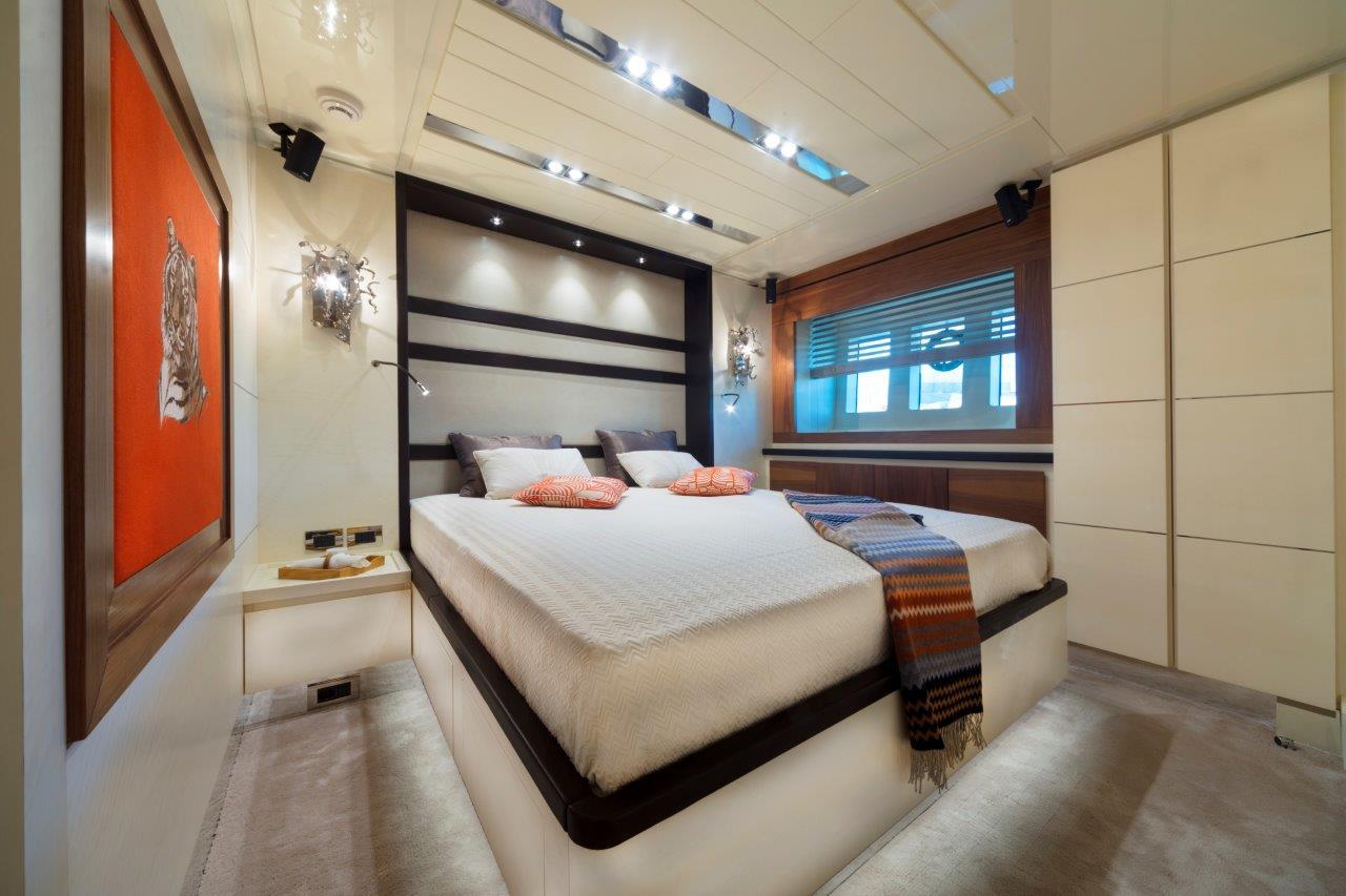 Filippetti Yacht N26 Maxima - Guest Room