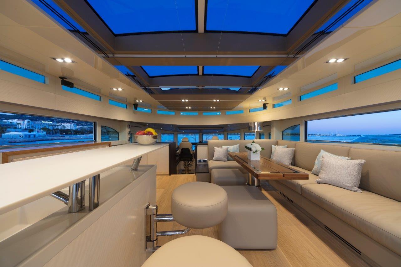 Filippetti Yacht N26 Maxima - Lounge