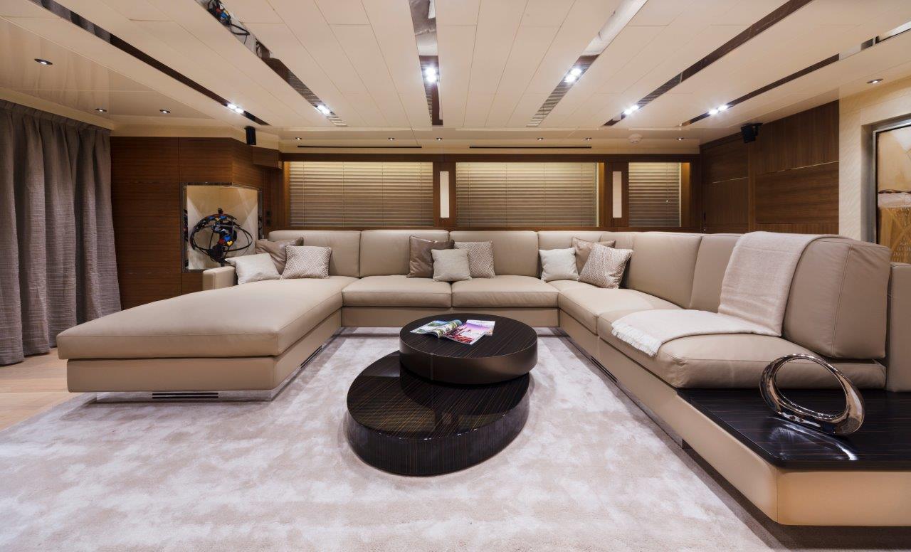 Filippetti Yacht N26 Maxima - Salon