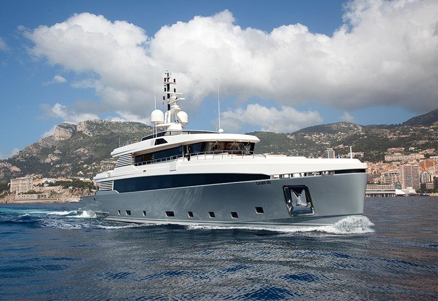Aslec  Yacht