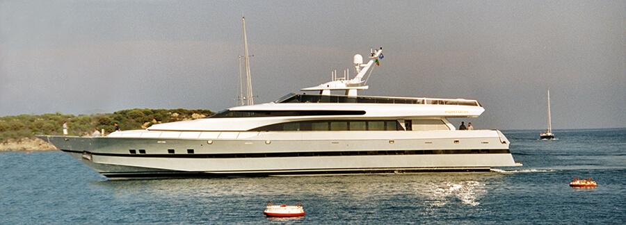 Fortuna  Yacht 43M