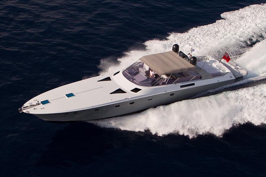 Magnum  Yacht 70