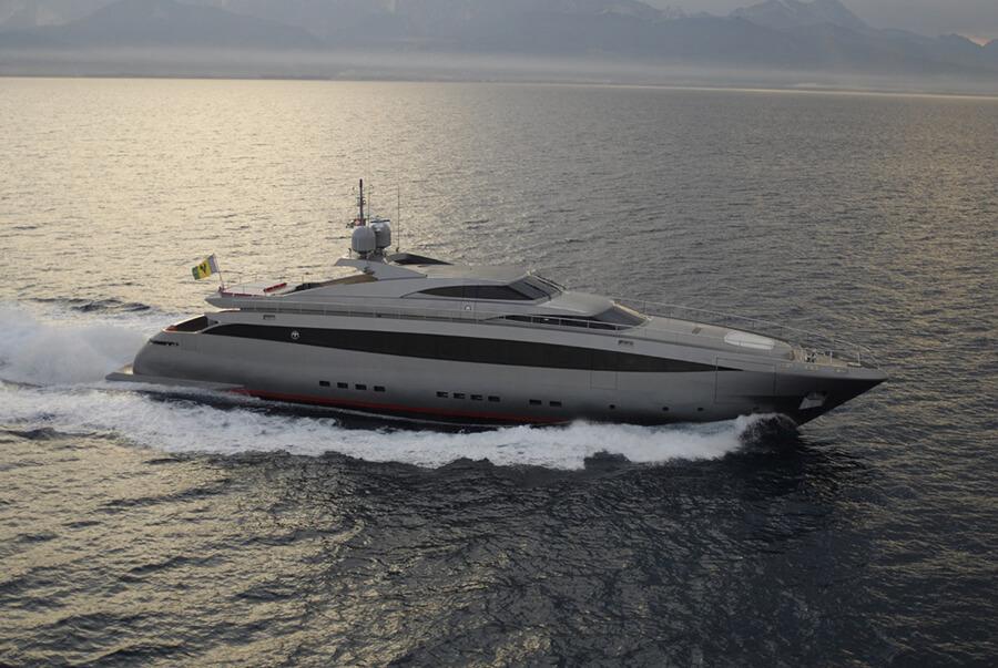 Nina Yacht 43 M