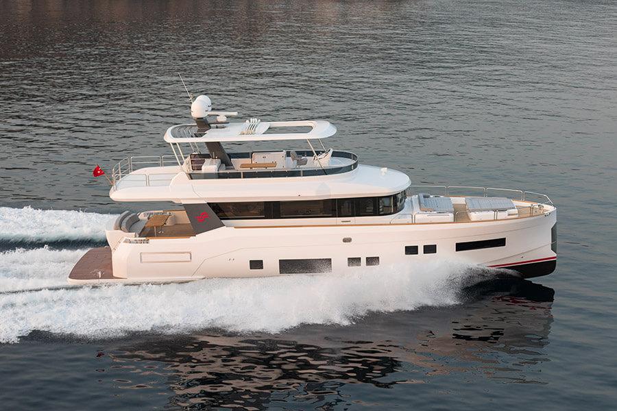 Sirena Marine  Yacht