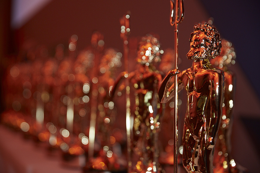 Videoworks Awards Ceremony Perini Navi Yacht 60M