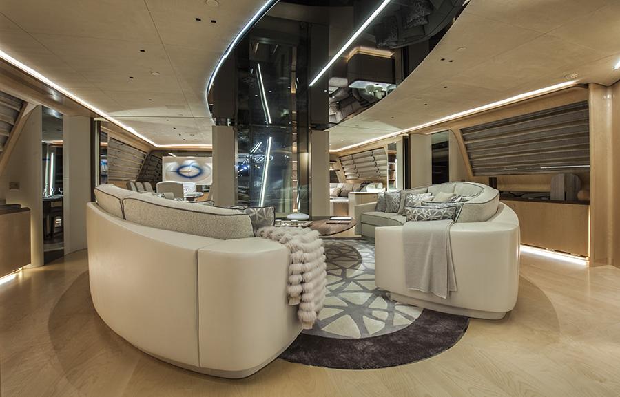 Perini Navi Seven - Yacht 60M