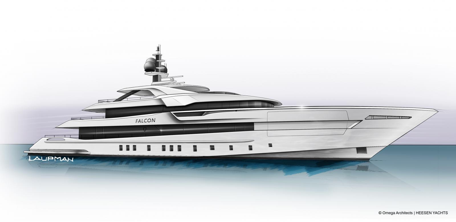 Heesen Yacht 60M