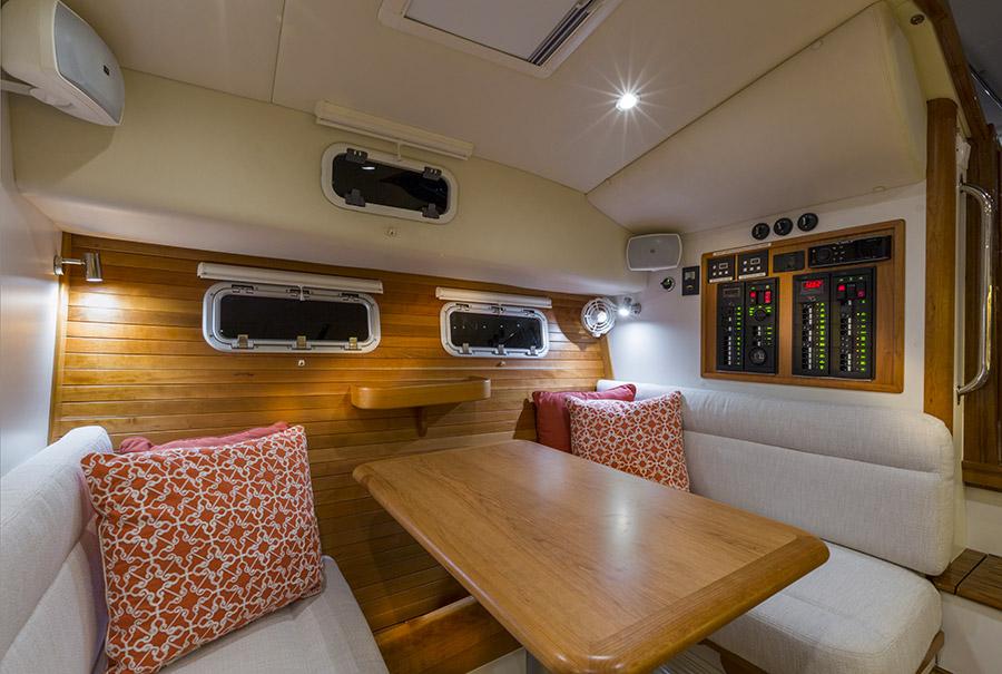 Zurn Yacht Design - New MJM 43Z