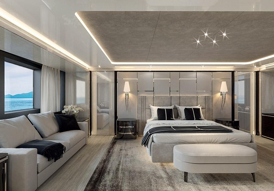 Rosetti Superyacht 48 Spadolin - Own Cabin