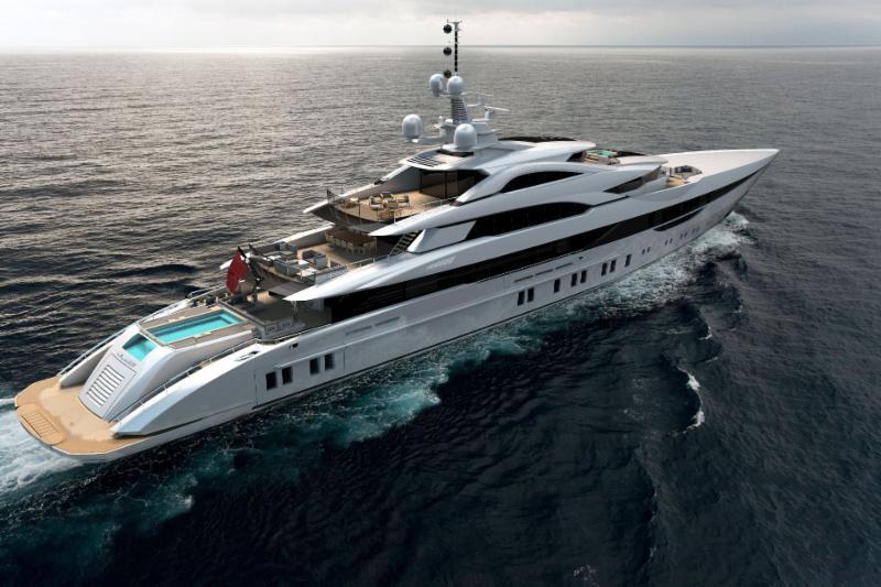 Bilgin Superyacht 263