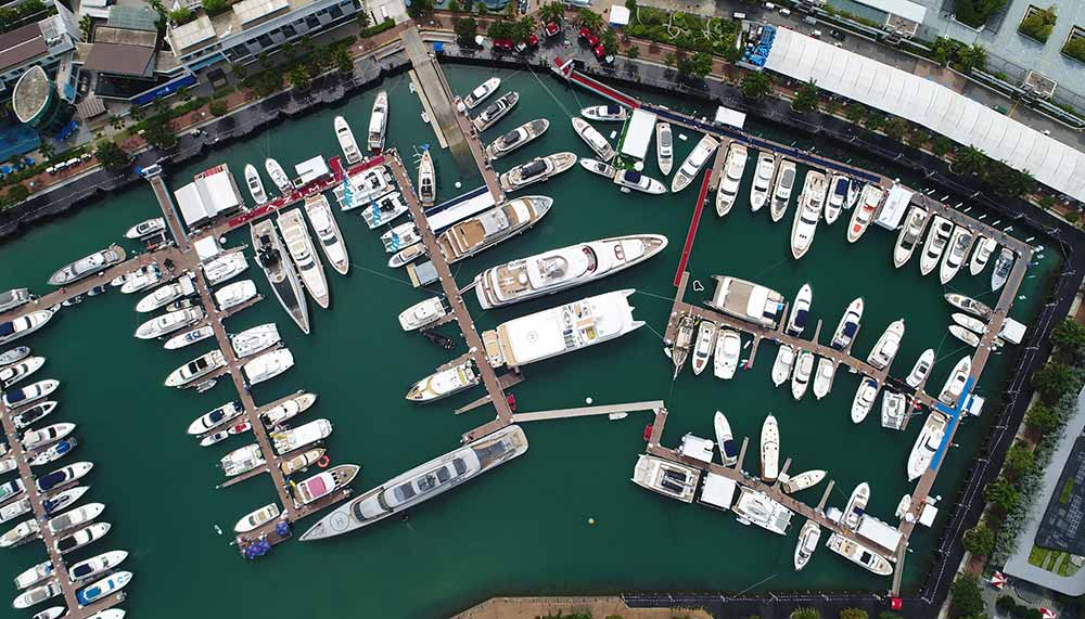 Phoenician Boat has been Appointed as a Digital Media Partner for Singapore Yacht Show 2018