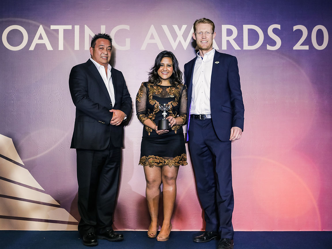 Sunseeker Asia Boating Award