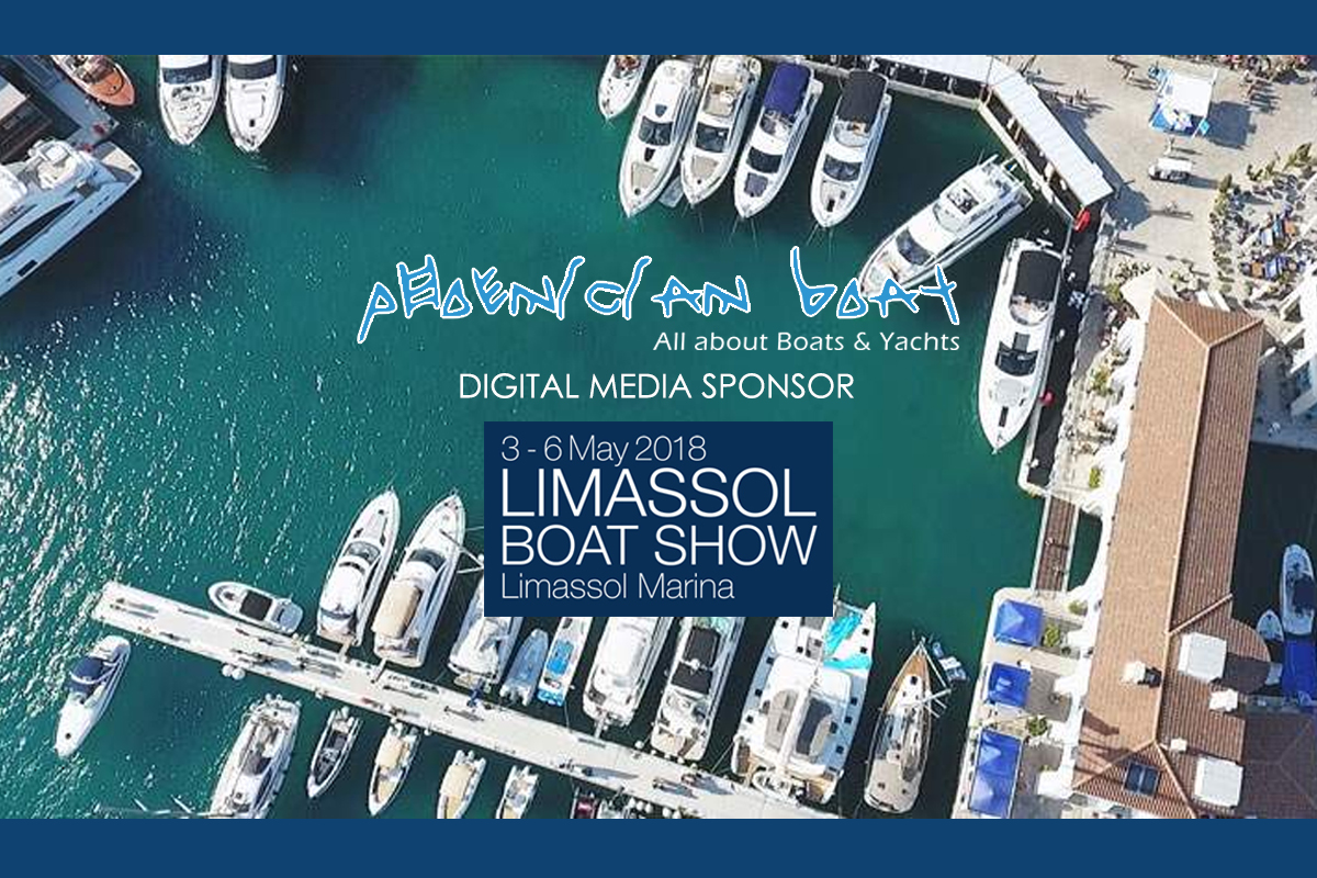 Phoenician Boat has been Appointed as a Digital Media Sponsor for Limasssol Boat Show 2018