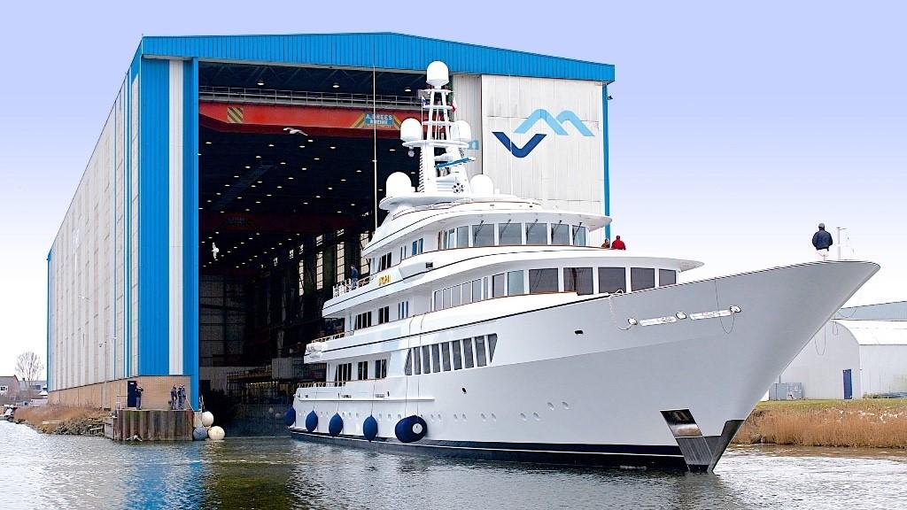 Feadship Yacht