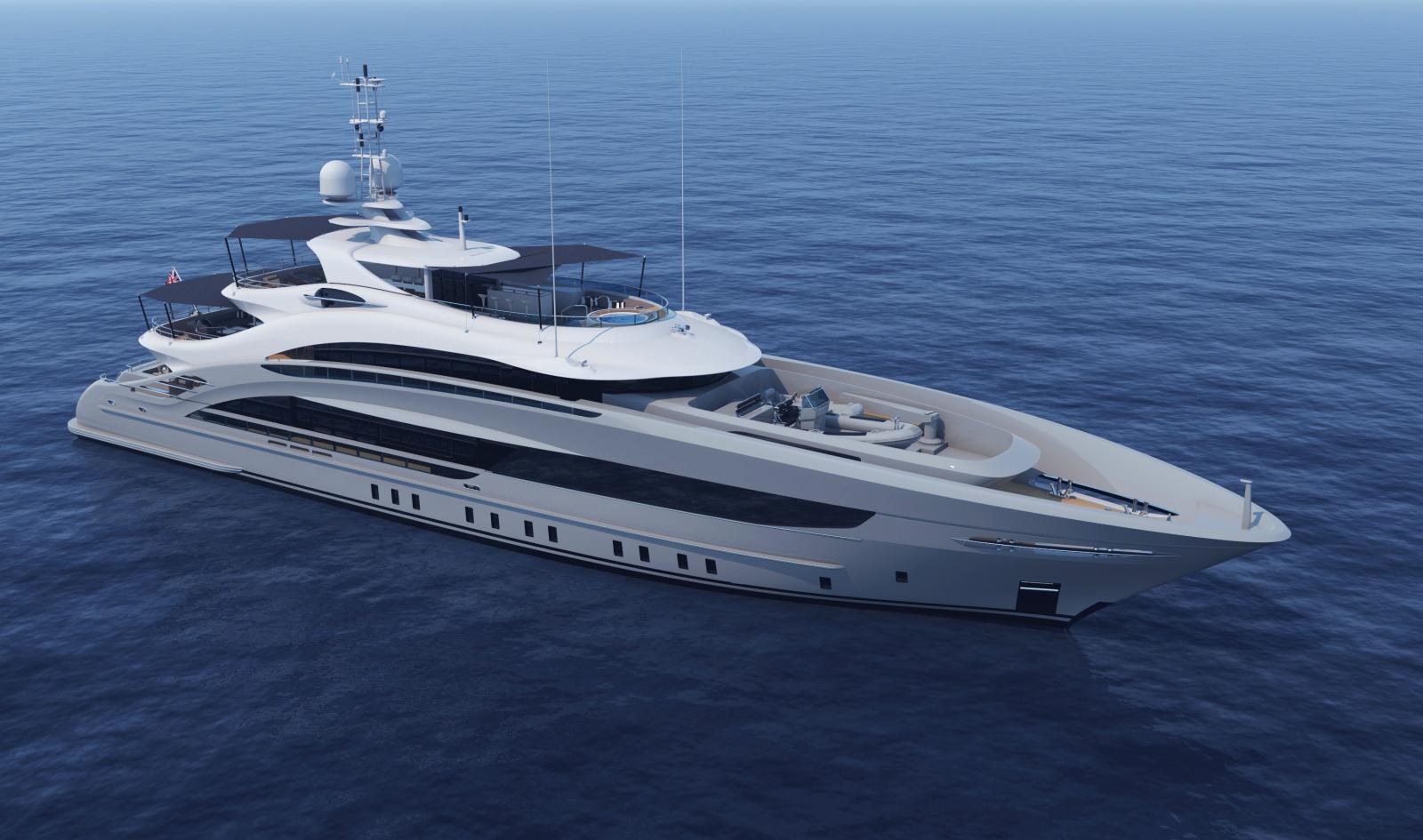 Heesen Yacht - Omaha Superyacht