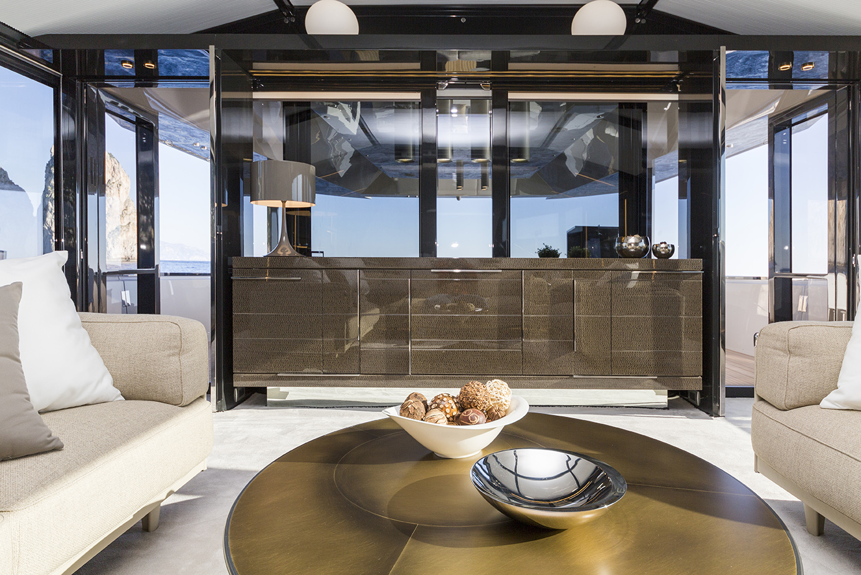Arcadia Yachts A85 - Interior