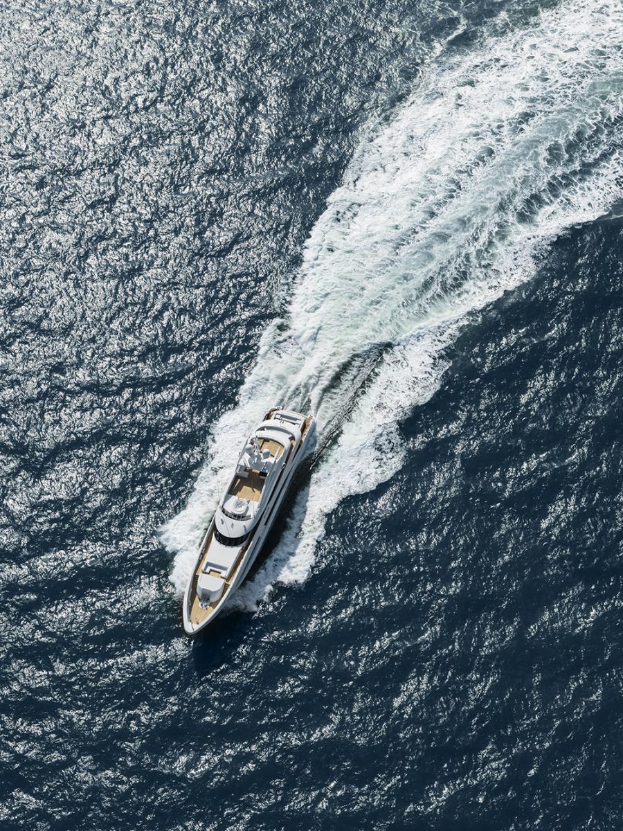 Heesen Yacht YN 18250 5000 Aluminium