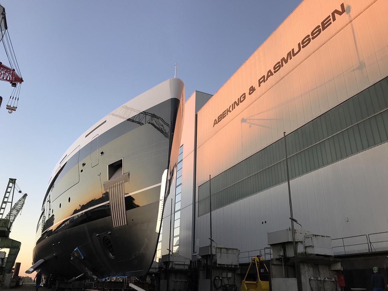 Abeking & Rasmussen Yacht 74M