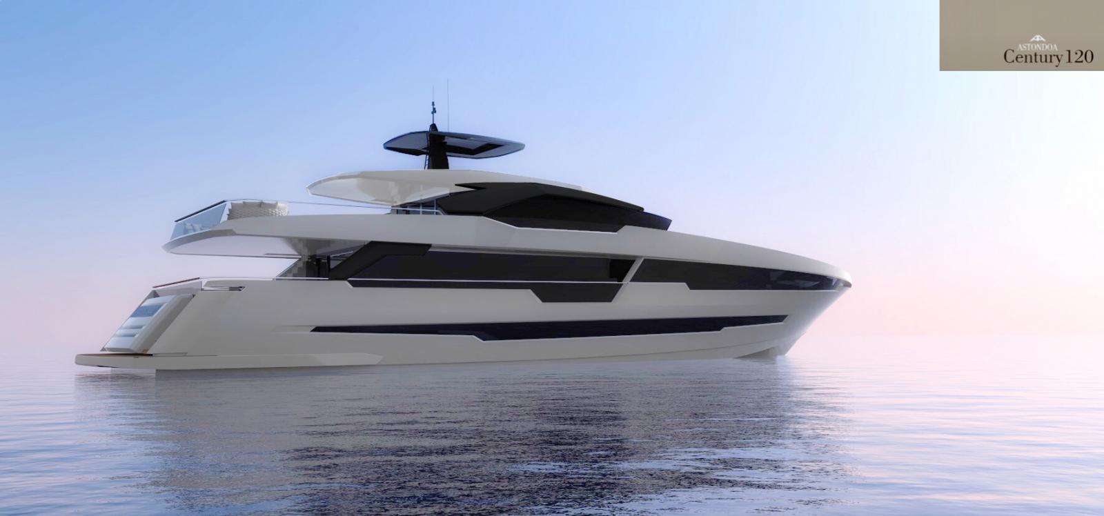 Astondoa Yacht 120
