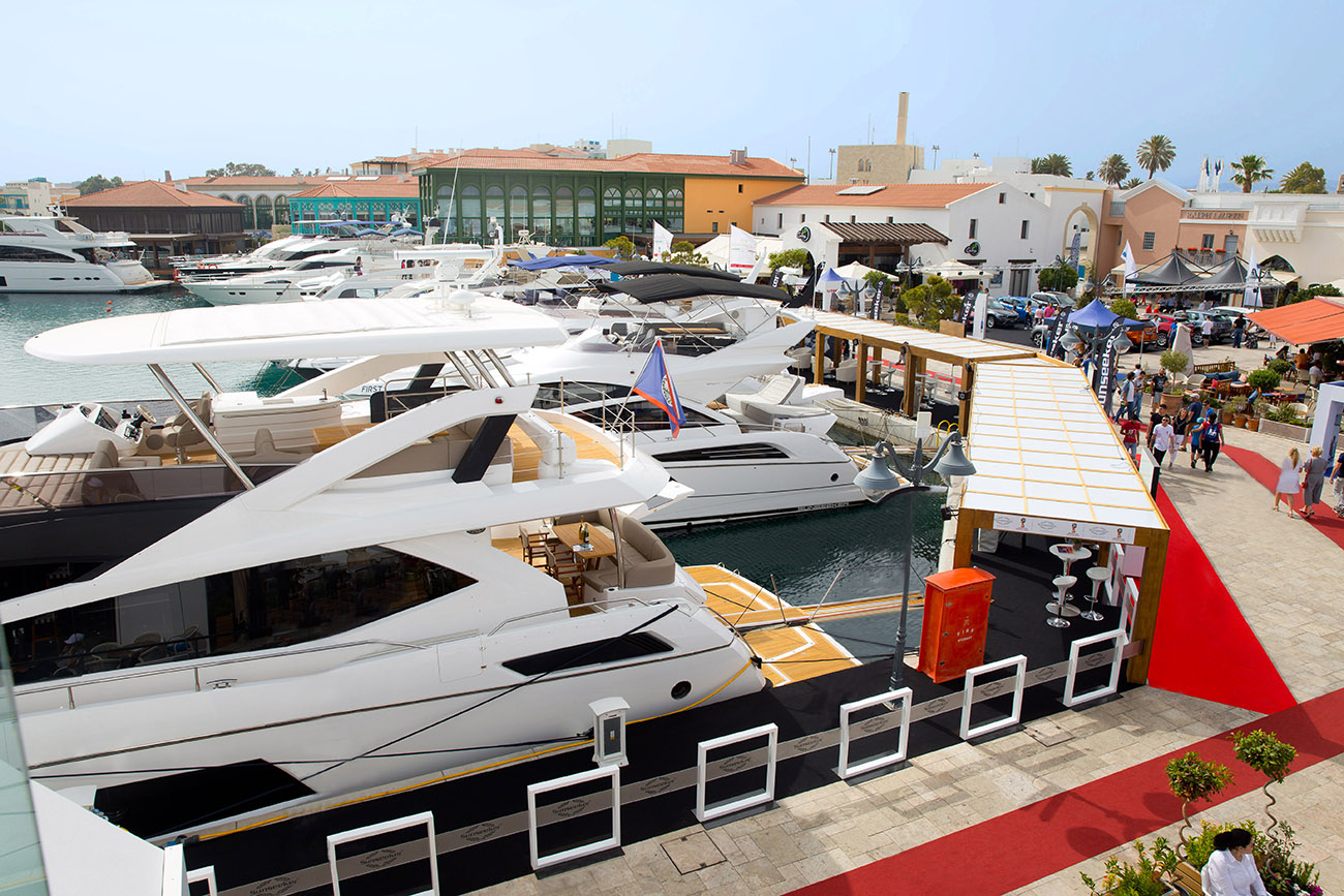 Limassol Boat Show 2018