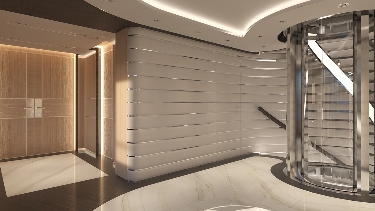 Heesen Yacht Project 19480 Interior