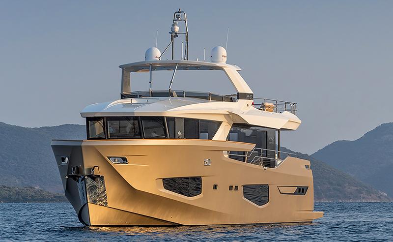 Numarine Yacht 26XP
