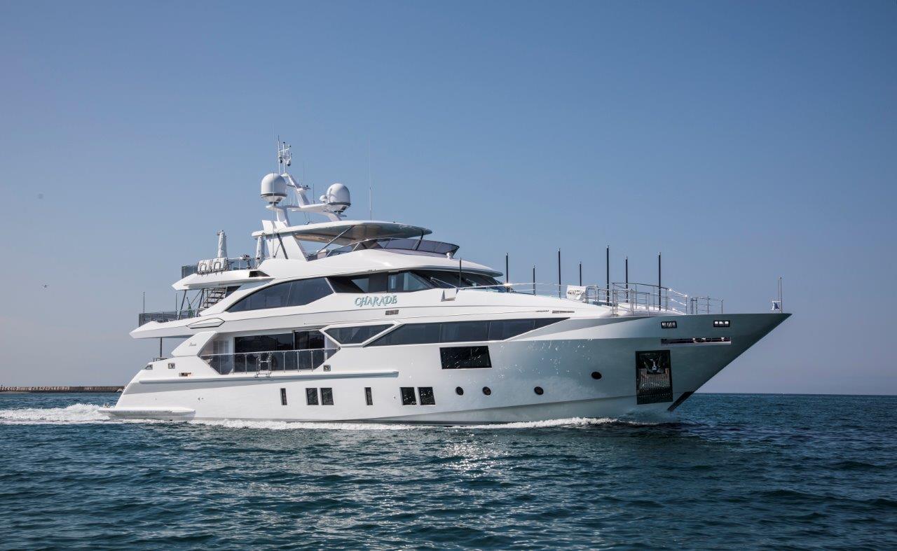 Benetti Yacht Fast 125 ft. Charade