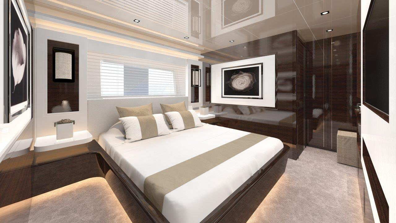 Pearl Yacht 95 - Guest Cabin