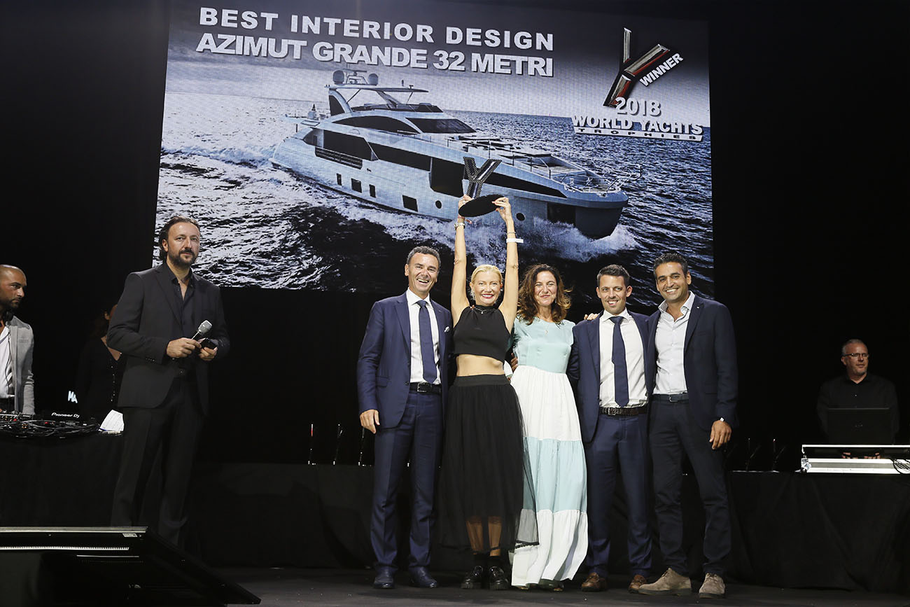 Azimut Yachts - World Yachts Trophy