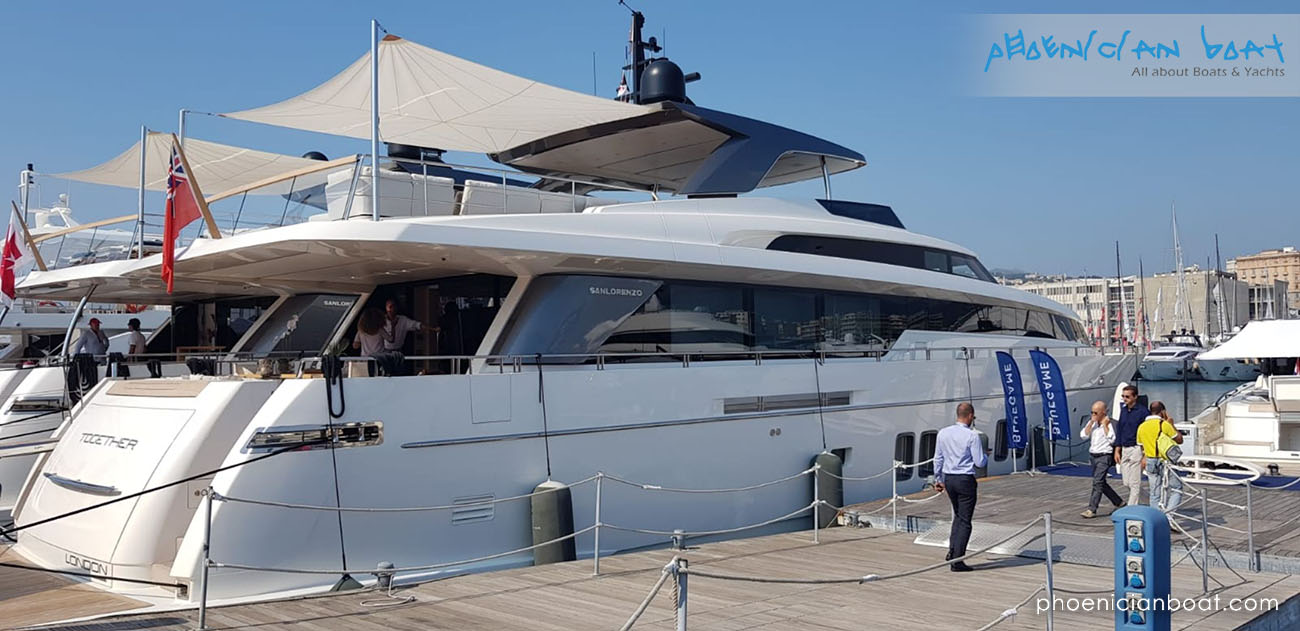 Genoa International Boat Show 2018 Day 3