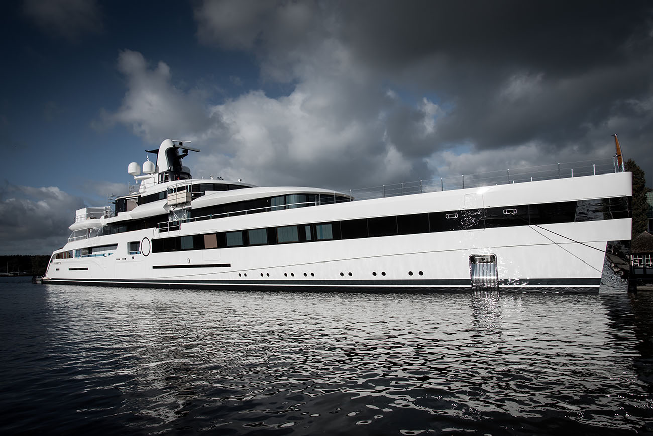 Feadship Superyacht Sensational 93M
