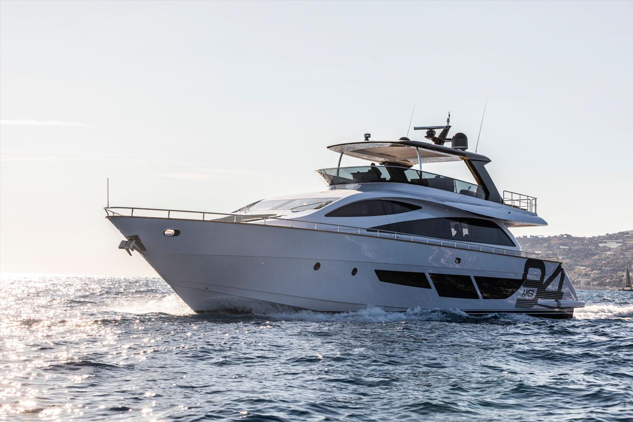 Shortlisted nominations boat builder awards 2018