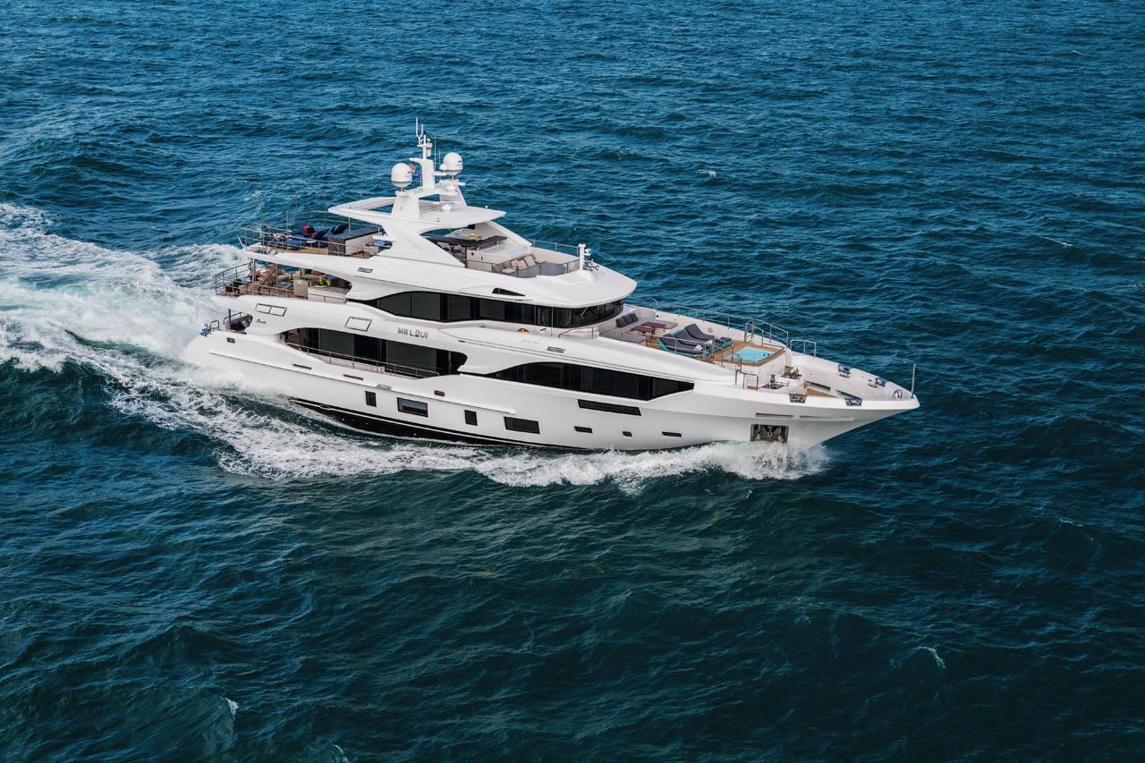 Benetti Yacht Mr. Loui