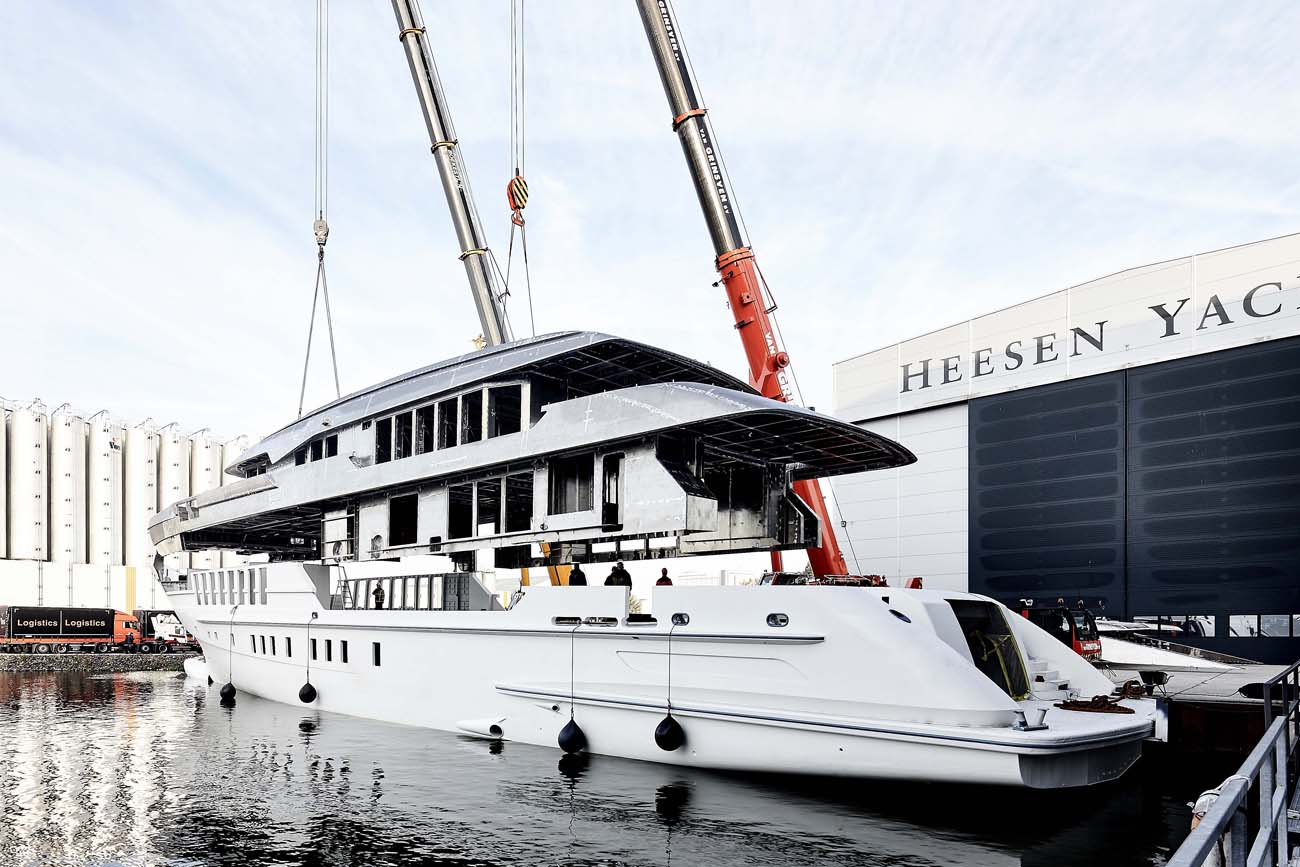 Heesen Yacht Project Castor